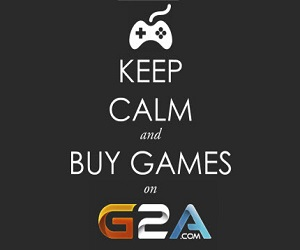 Buy games on G2A