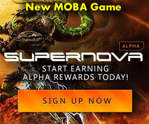 Join Supernova, a new MOBA game