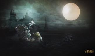 "Amumu ""Curse of the Sad Mummy"" Wallpaper (3)"