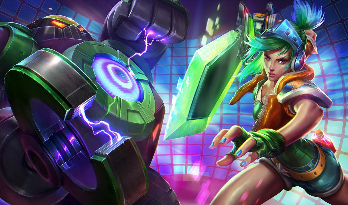 Riven - League of Legends Wallpapers