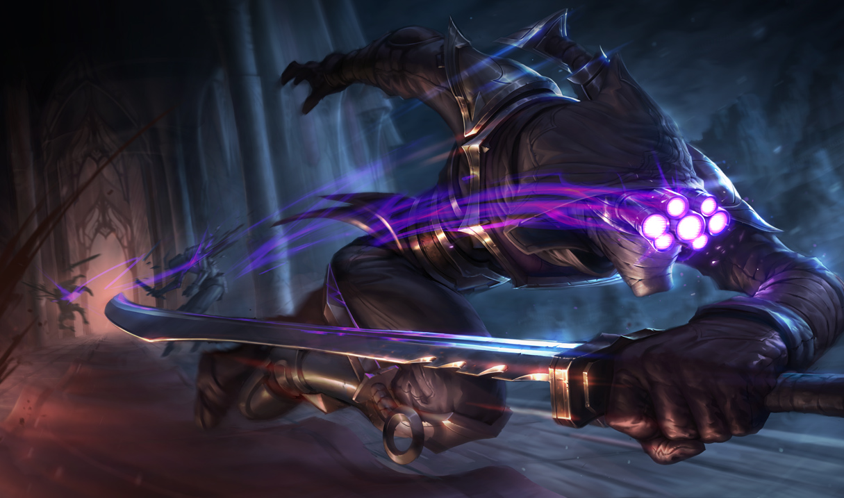 Assassin Master Yi Skin