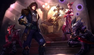 Card Skins Splash Art