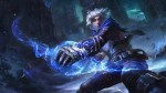 Frosted Ezreal Skin