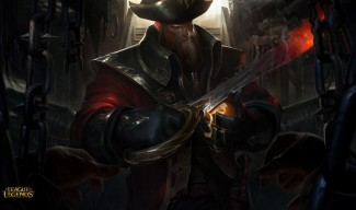 Captain Gangplank Skin (Wallpaper)