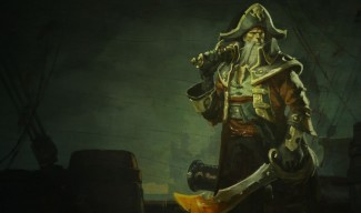 Gangplank Relaunch Login Screen