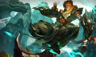 Jade Dragon Wukong Skin
