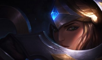 Victorious Sivir Teaser Wallpaper