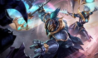 Warden Jax and Karma Skins