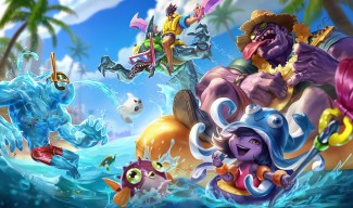 Pool Party Skins (2015)
