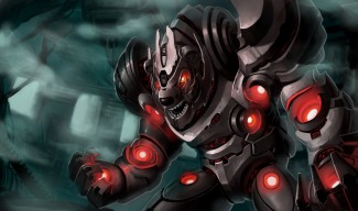 Battlecast Volibeartron