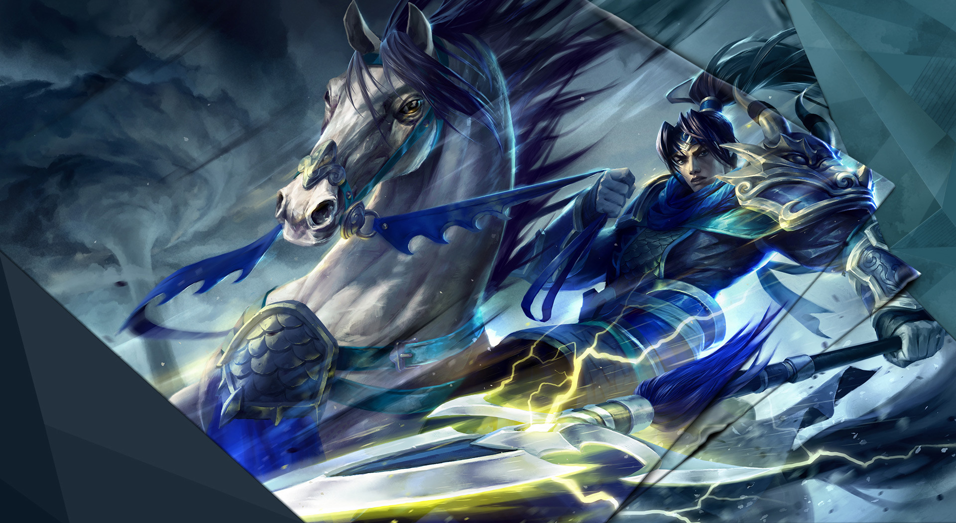 Warring Kingdoms Xin Zhao Wallpaper