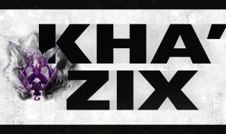 Kha'Zix Wallpaper by LyftMika