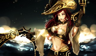 Miss Fortune redesign by Hannah515 (Miss Fortune)
