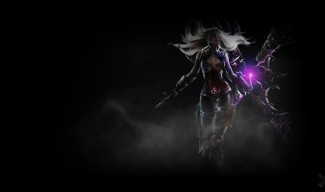 Nightblade Irelia Wallpaper
