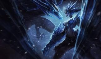 Ice Drake Shyvana Skin