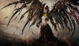 Wrath Morgana by Ayanor