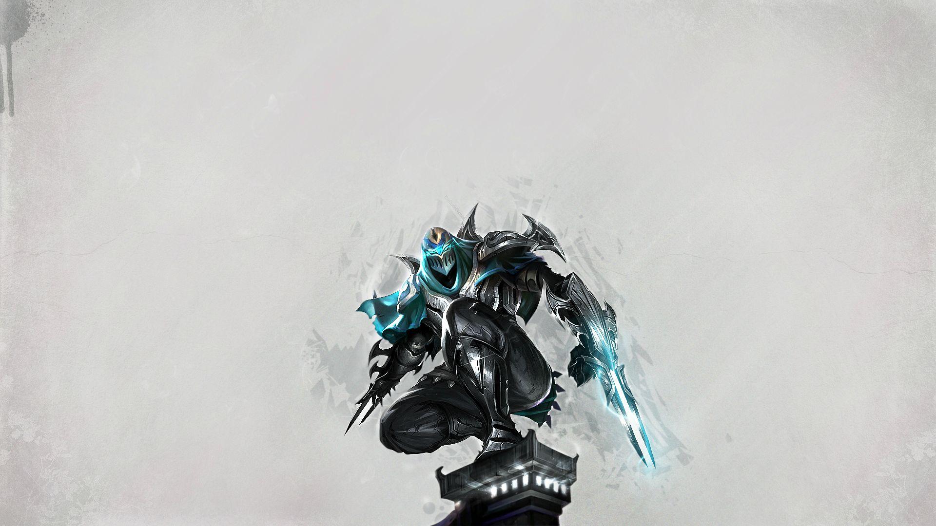 Zed wallpaper by Imprezious - League of Legends Wallpapers