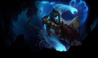 Spirit Guard Udyr: Bear Stance
