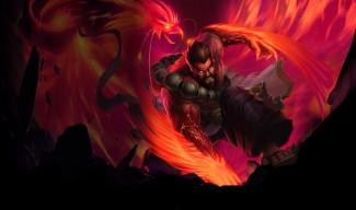 Spirit Guard Udyr: Phoenix Stance