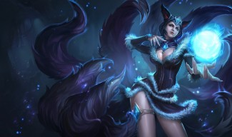 Midnight Ahri Skin - Chinese