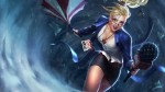 Forecast Janna Splash Art