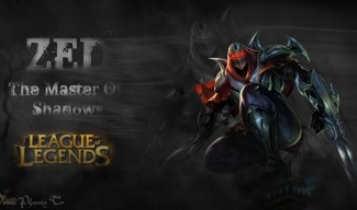 Zed wallpaper by Prince Phoenix Tr
