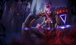 Cyberpunk Vi Fanart