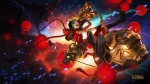 Firecracker Jinx wallpaper