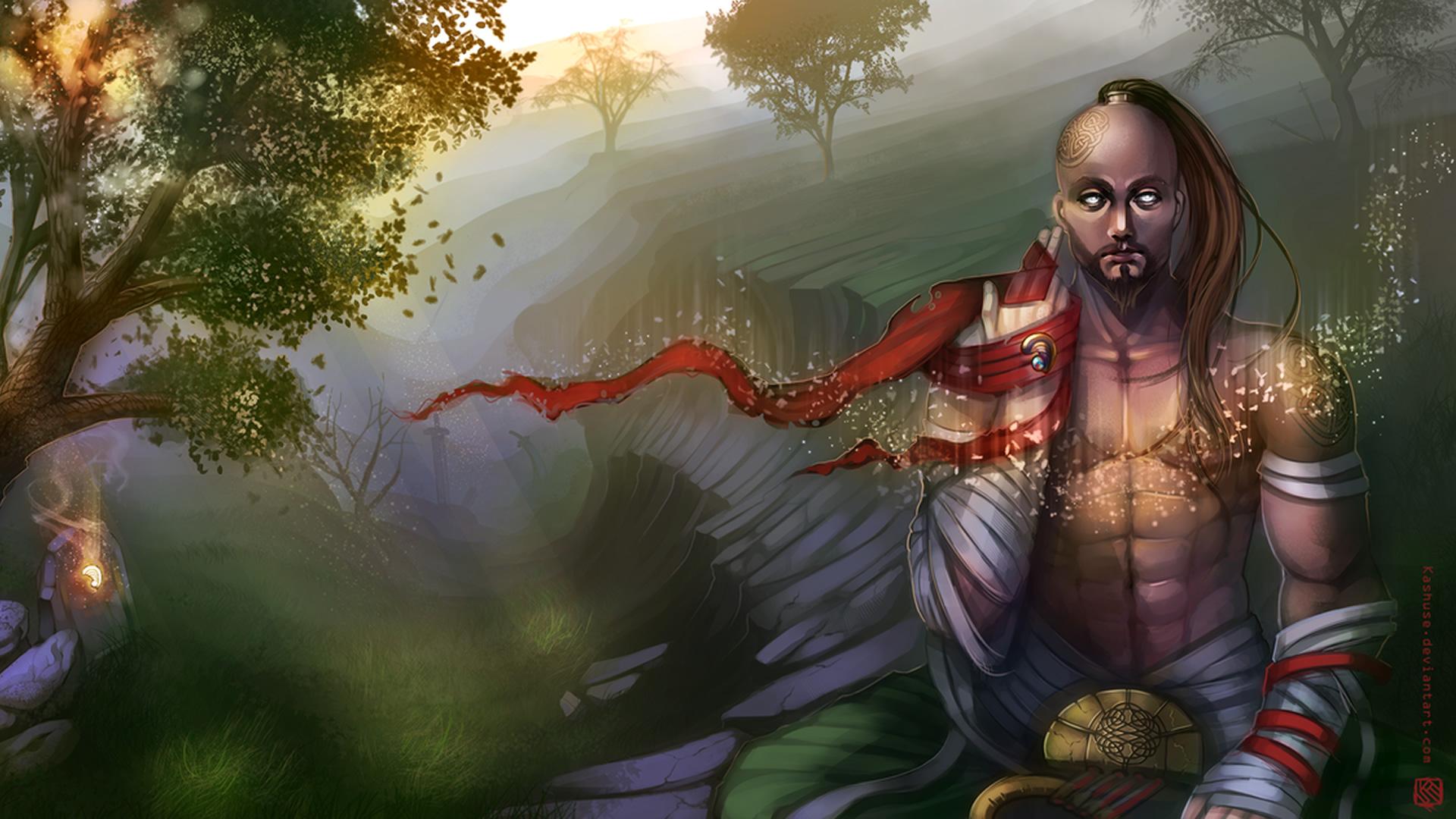 Lee Sins Safe Haven by Kashuse