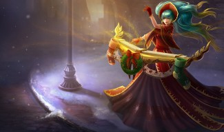 Silent Night Sona (Chinese)