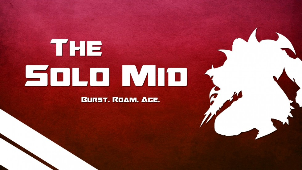 Solo Mid Zed Wallpaper