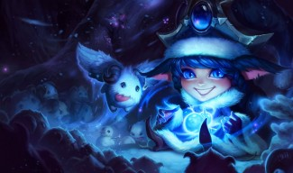 Winter Wonder Lulu Wallpaper
