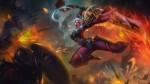 Dragonblade Riven Skin
