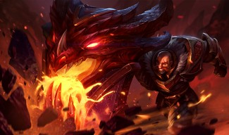 Dragonslayer Braum Skin