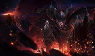 Dragonslayer Pantheon Skin