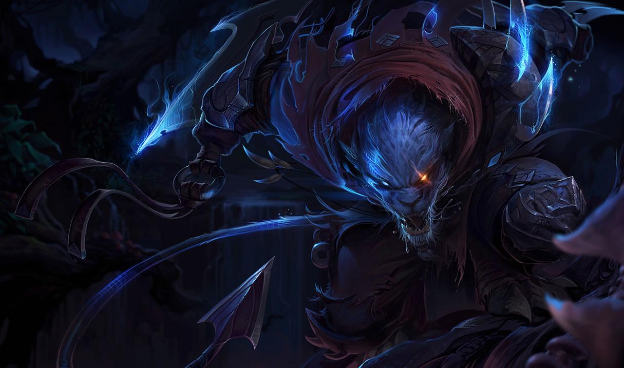 Night Hunter Rengar Skin