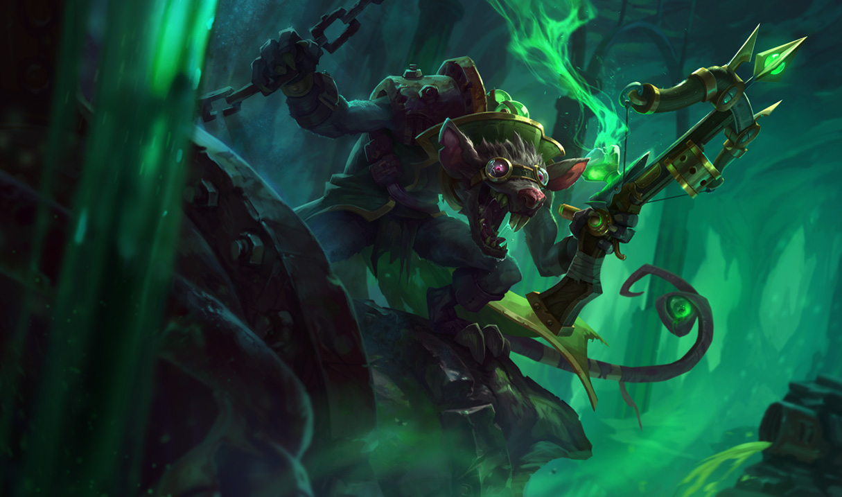 Twitch - League of Legends Wallpapers