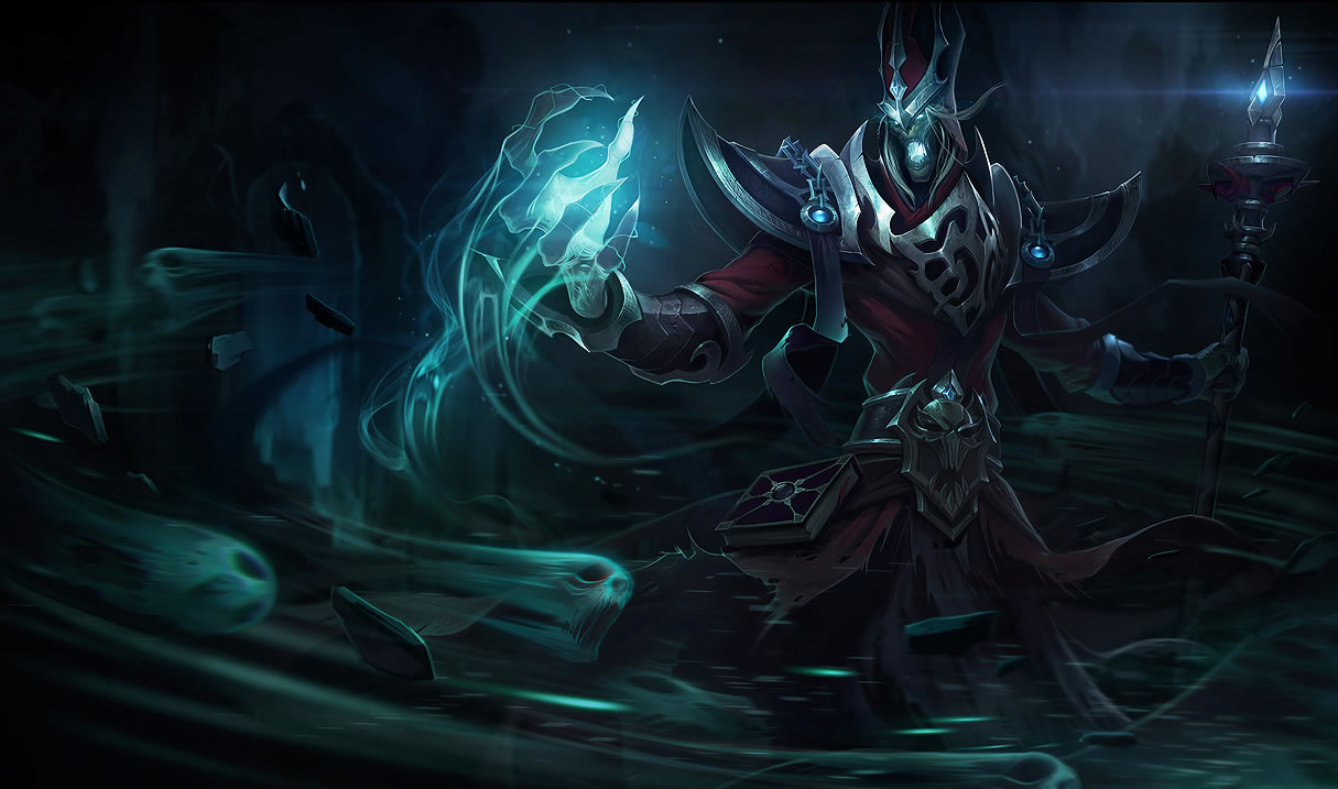 Karthus Classic Skin - League of Legends Wallpapers