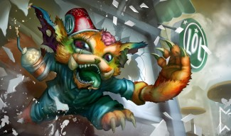 Early Mornings Gnar Fanart