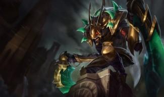 Guardian of the Sands Kha'Zix Skin