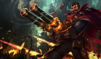 Graves Classic Skin (2)
