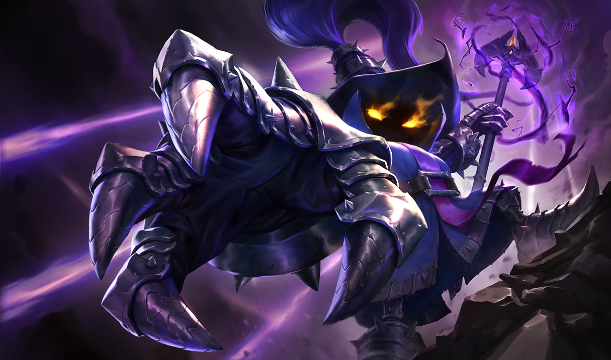 Veigar Classic Skin League Of Legends Wallpapers