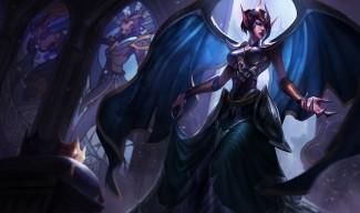 Victorious Morgana Skin