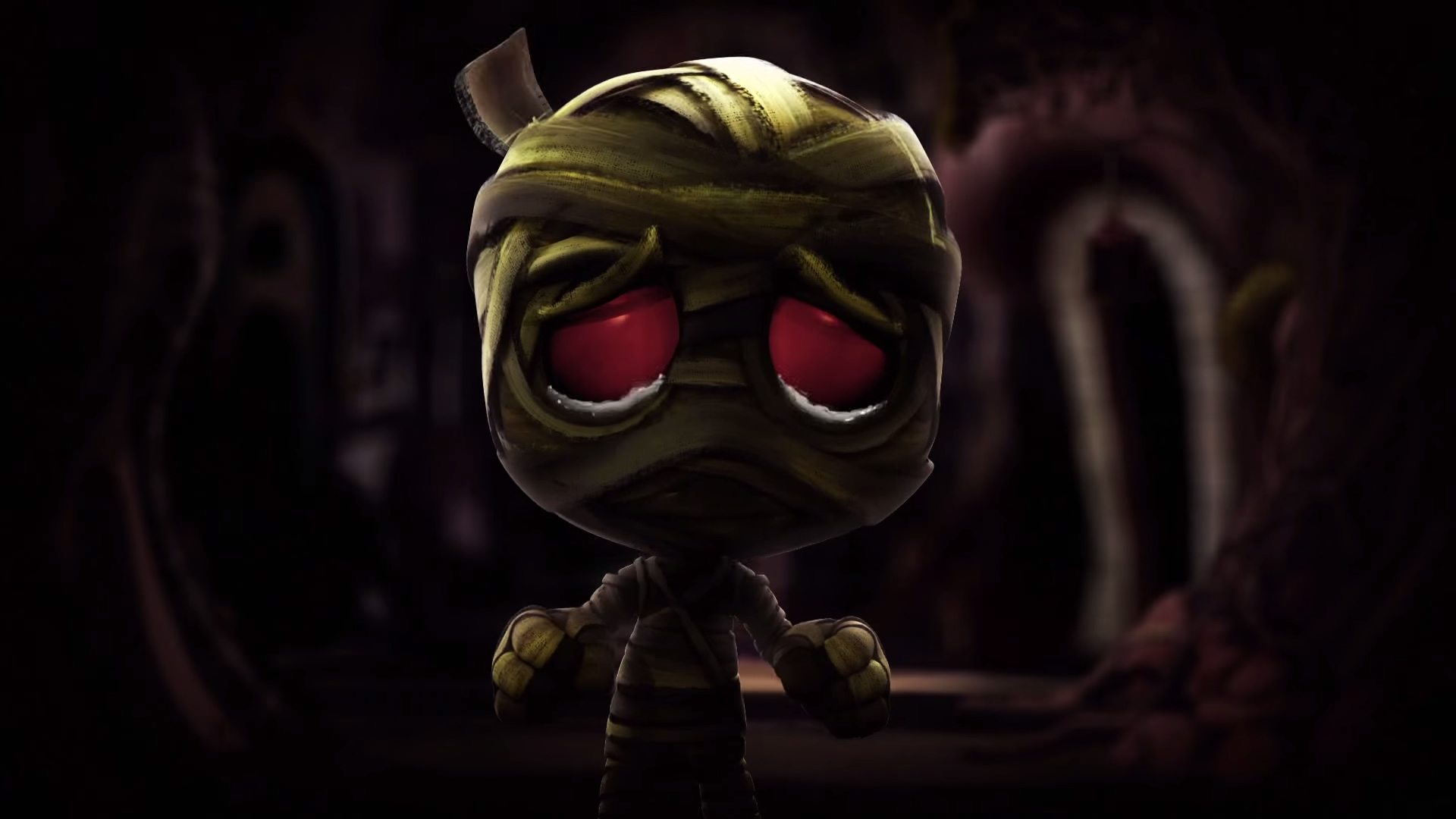 curse of the sad mummy 04 league of legends wallpapers