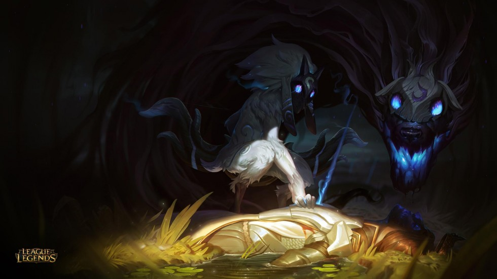 Kindred Classic Skin Wallpaper