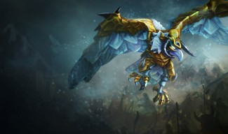 Noxus Hunter Anivia Skin (Original)