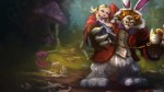 Annie In Wonderland Skin