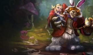 Annie In Wonderland Skin