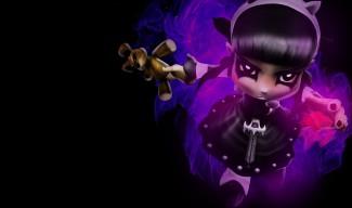 Goth Annie Skin