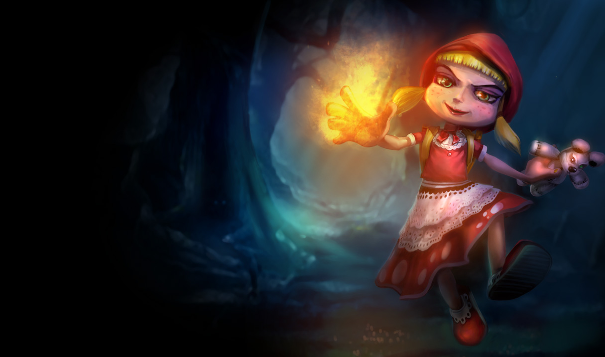 Red Riding Annie Skin (Original)